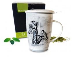 Tea-mug Girafe