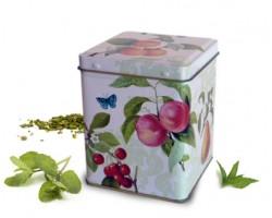 Boîte carré fruits - 100g