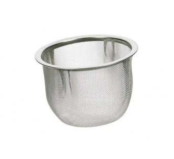 Filtre en inox pour théière, diamètre 8,8 cm