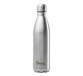 Bouteille nomade 750 ml inox brossé isotherme