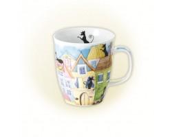 Mug en porcelaine Les chats