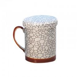 Tisanière ISHI , porcelaine du Japon, 25cl