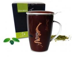 Tea-mug Kanji - Bonheur