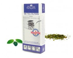 Boîte de 100 filtres à thé