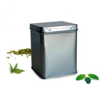 Boîte carré silver - 100g