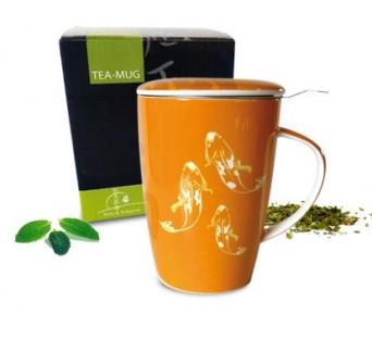 Tea-mug Kanji - Richesse