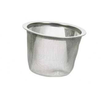 Filtre en inox pour théière, diamètre 7 cm