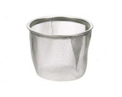 Filtre en inox pour théière, diamètre 7,5 cm