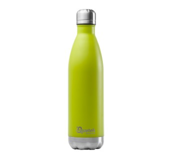 Bouteille nomade 750 ml inox vert isotherme
