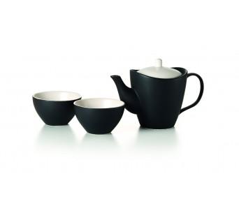 Théière Yuzo avec ses deux tasses