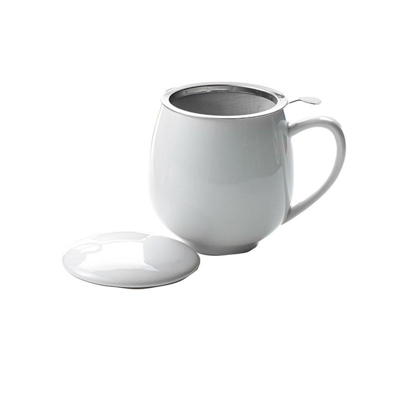 tasse th avec filtre et couvercle 0 35l. Black Bedroom Furniture Sets. Home Design Ideas