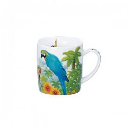 Mug en porcelaine Perroquet 0,4l