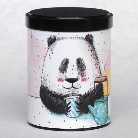 Boîte à thé panda 120g