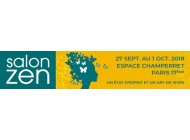 Salon Zen 2018 à Champerret PARIS